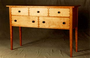 P.L.U.M. Works - Design & Fabrication of Custom Wood Furniture.